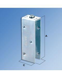 Timber Door Plate PPS-150