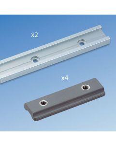 Linear 1 Panel Kit