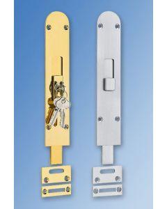 Barrierfold 210mm Flush Bolt Non-Lockable