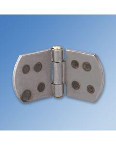 Backflap Hinge 579 - 50mm x 200mm