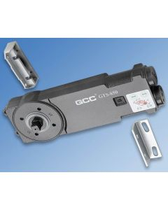 Concealed Overhead Door Closer GTS 850 Size 3 Fire Rated Oil