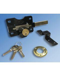 Cays A2 2 Side Lockable Gate Lock
