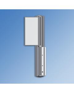 Biloba Evo 835E10SOL Glass to Wall Free Swinging Hinge - Internal Use Only