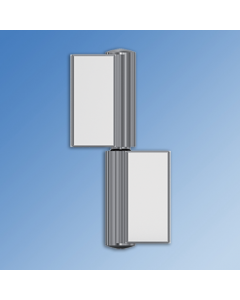 Biloba Evo 835E50SOL Glass to Glass Free Swinging Hinge - Internal Use Only