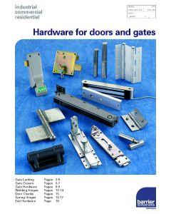 Door & Gate Hardware Catalogue