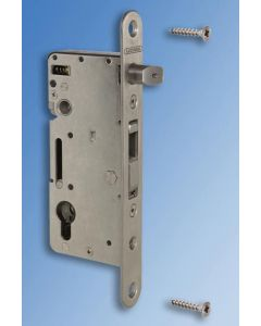 Hybrid Timber Insert Gate Lock