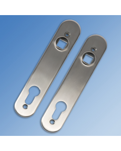 Stainless Steel Covershields for Hyrid Lock Range