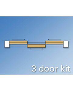 Velo 3 Door Kit