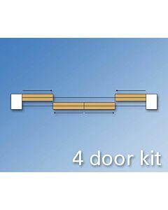 Velo 4 Door Kit