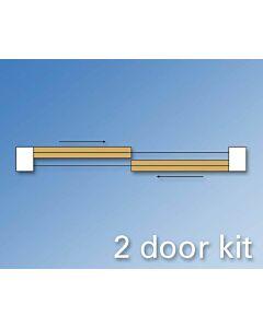 Loft 2 Door Kit