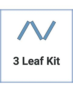 Vistafold 3 Door Kit