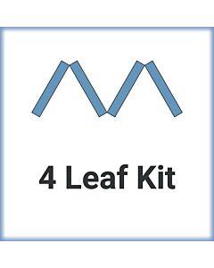Vistafold 4 Door Kit