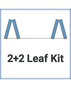 Vistafold 2+2 Door Kit