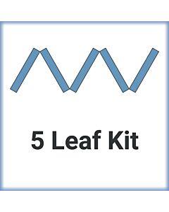 Vistafold 5 Door Kit