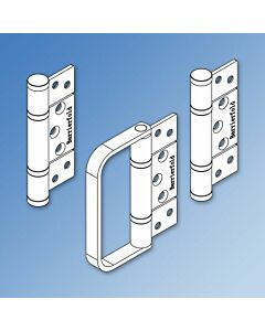 Barrierfold Hinge Handle Set