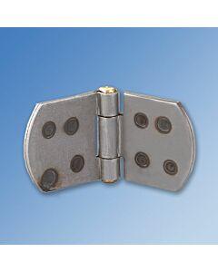 Backflap Hinge 579 - 50mm x 100mm