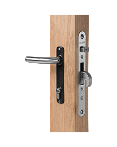 Hybrid Forty Insert Gate Lock