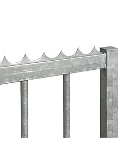 Security Spike Weld Fix PKWB - Single Length