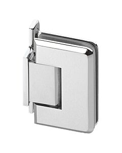 GX992.1B Glass to Wall Hinge - Polished Chrome