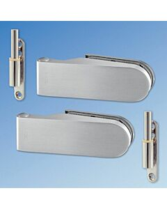 LH-30 Lever Hinges SNK Finish