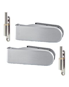 LH-30S Lever Hinges - SSS Finish