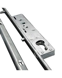 6 Point Inline Sliding Door Lock & Keep Set
