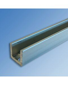 76A Aluminium Guide Channel 3m NA
