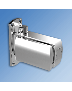 Biloba 8060 Glass to Wall Hydraulic Self Closing Hinge - Internal