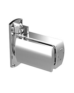 Biloba 8060 BT Glass to Wall Hydraulic Self Closing Hinge - Sauna & Shower