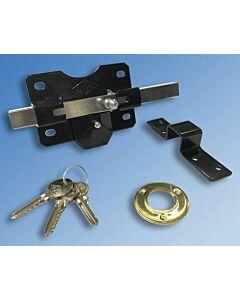 Cays B2 Single Side Lock / Button Gate Lock