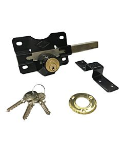 Cays A2 2 Side Lockable Gate Lock