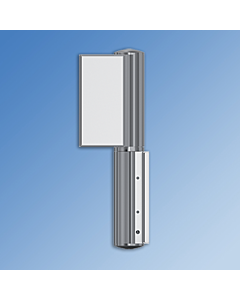 Biloba Evo 835E10 Glass to Wall Hydraulic Self Closing hinge - Internal & External Use