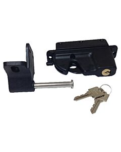 Single Sided Gravity Latch DPG100