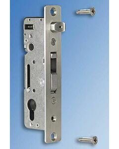 Hybrid Metal Gate Insert Lock For Welding Box