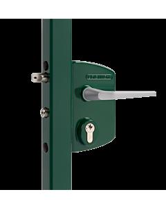 Standard Gate Lock - Green