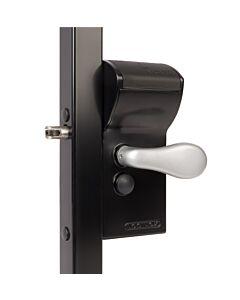 Free Vinci Gate Lock - Black