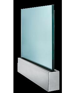 17.5mm Toughened Glass Panels
