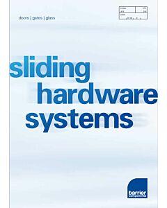Sliding Hardware Systems Catalogue