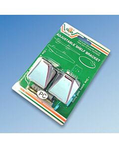 Adjustable Shelf Brackets - PC