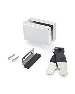 XL-GC02 Glass lock for swing doors R/H