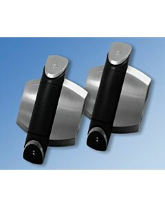 Vizage Glass Gate Hinges