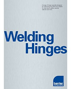 Welding Hinges Catalogue
