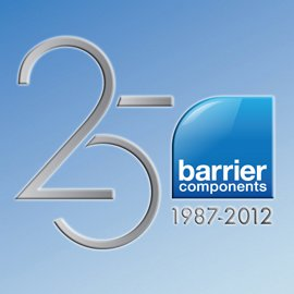 Barrier Components 25th Anniversary