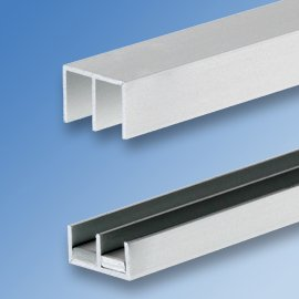 Durus Cabinet Sliding Door Systems Twin Track System Barrier